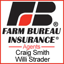 Farm Bureau sponsor logo and hyperlink