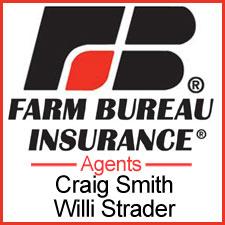 Farm Bureau sponsor logo and hyperlink